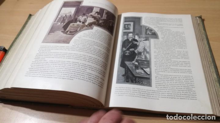 Libros antiguos: BLANCO Y NEGRO 1900 - VER FOTOS- - Foto 36 - 184650470