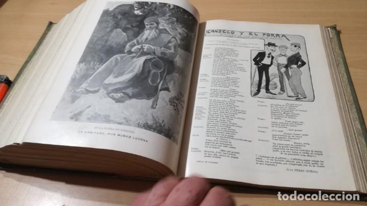 Libros antiguos: BLANCO Y NEGRO 1900 - VER FOTOS- - Foto 37 - 184650470