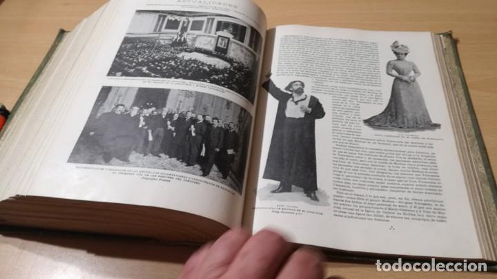 Libros antiguos: BLANCO Y NEGRO 1900 - VER FOTOS- - Foto 38 - 184650470
