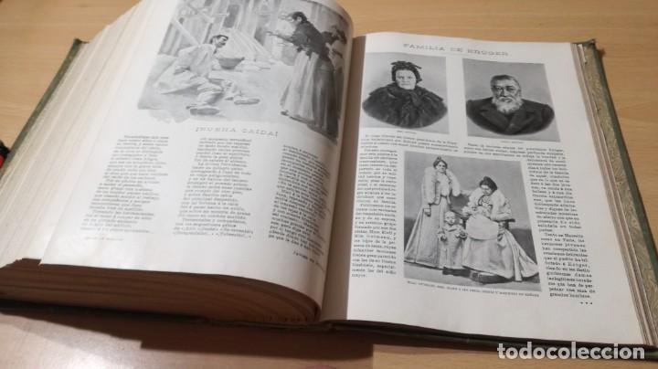 Libros antiguos: BLANCO Y NEGRO 1900 - VER FOTOS- - Foto 40 - 184650470