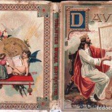 Libros antiguos: BERTHE : DAVID (SATURNINO CALLEJA, 1897) . Lote 184711827