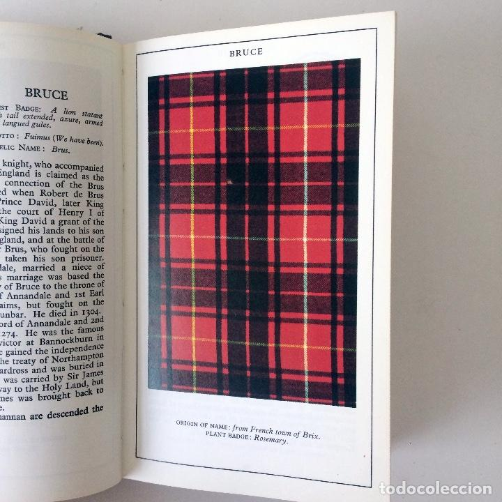 Libros antiguos: THE CLANS AND TARTANS OF SCOTLAND - ROBERT BAIN - 1985 - Foto 3 - 184841016