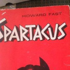 Libros antiguos: SPARTACUS – 1961 EN FRANCÉS. Lote 184917777