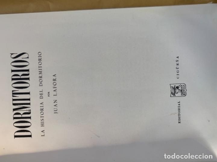 """Libros antiguos: Dormitorios, Monografía """"Arte y Hogar"""" - Foto 3 - 185063103"""