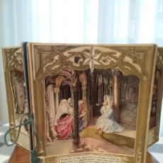 Livres anciens: POP UP EL NACIMIENTO DE JESÚS THE BIRTH OF JESUS PEEPSHOW BOOK 1947. Lote 185676195
