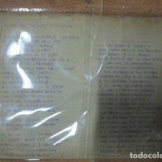 Libros antiguos: LIBRO INEDITO VEINTE AÑOS AUSENTE MADRID HABLA DE ALCANTARILLA SANTOMERA FRANCO FALANGE GUERRA CIVIL. Lote 94011330