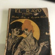 Libros antiguos: EL RAYO. Lote 185978033