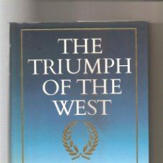 Libros antiguos: 63. J.M. ROBERTS: THE TRIUMPH OF THE WEST. Lote 185997886