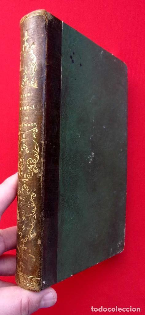 MANUAL COMPLETO DE DESAMORTIZACIÓN CIVIL Y ECLESIÁSTICA. AÑO: 1856. IGNACIO MIQUEL Y D.JOSE REUS. (Libros Antiguos, Raros y Curiosos - Ciencias, Manuales y Oficios - Otros)