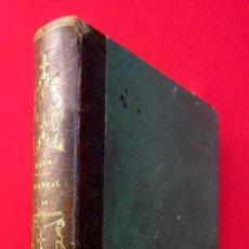Libros antiguos: MANUAL COMPLETO DE DESAMORTIZACIÓN CIVIL Y ECLESIÁSTICA. AÑO: 1856. IGNACIO MIQUEL Y D.JOSE REUS.. Lote 186008003