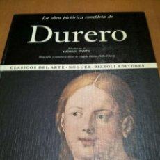 Libros antiguos: DURERO. Lote 186019347