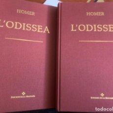 Livres anciens: L'ODISSEA. . Lote 186043816
