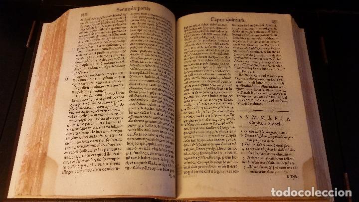 Libros antiguos: 1593 - PEDRO NUÑEZ DE AVENDAÑO - Aviso de Caçadores, y Caza - Foto 7 - 186056538