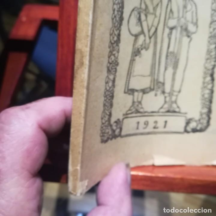 Libros antiguos: ALMANACH CATALA ROSSELLONES DE LA VEU DEL CANIGO-PERPINYA-1921 - Foto 2 - 186064377