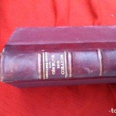 Libros antiguos: CON EL PIE EN EL CORAZÓN DE JOSE MARIA CARRETERO - EL CABALLERO AUDAZ, EN UNA BONITA EDICIÓN DE PIEL. Lote 186083133