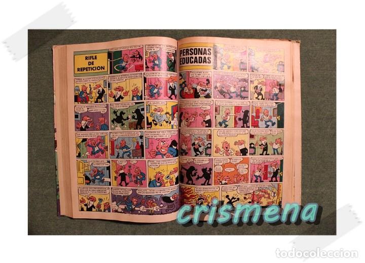 Libros antiguos: SUPER HUMOR VOLUMEN 1 3A EDICION 1980 ED. BRUGUERA VER FOTOS PARA ESTADO - Foto 4 - 186255352