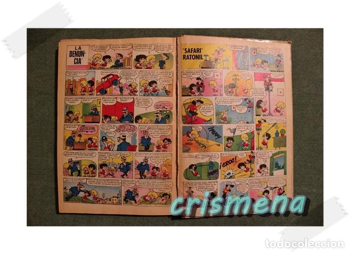 Libros antiguos: SUPER HUMOR VOLUMEN 1 3A EDICION 1980 ED. BRUGUERA VER FOTOS PARA ESTADO - Foto 5 - 186255352