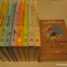 Livres anciens: CLASICOS DEL HUMOR COLECCION TEMAS DE HOY 9 LIBROS PONCELA MIHURA MUÑOZ SECA EDGAR NEVILLE CAMBA. Lote 186269087