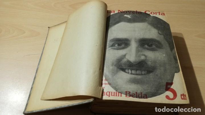 Libros antiguos: LA NOVELA CORTA PRIMER SEMESTRE ENERO JUNIO MCMXVI - 1916 - VER FOTOS TITULOS - Foto 4 - 186286253