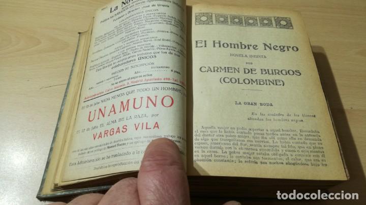 Libros antiguos: LA NOVELA CORTA PRIMER SEMESTRE ENERO JUNIO MCMXVI - 1916 - VER FOTOS TITULOS - Foto 8 - 186286253