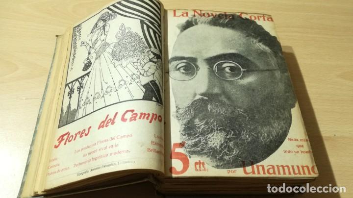 Libros antiguos: LA NOVELA CORTA PRIMER SEMESTRE ENERO JUNIO MCMXVI - 1916 - VER FOTOS TITULOS - Foto 10 - 186286253