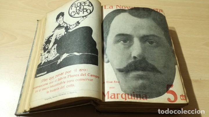 Libros antiguos: LA NOVELA CORTA PRIMER SEMESTRE ENERO JUNIO MCMXVI - 1916 - VER FOTOS TITULOS - Foto 11 - 186286253