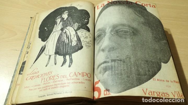 Libros antiguos: LA NOVELA CORTA PRIMER SEMESTRE ENERO JUNIO MCMXVI - 1916 - VER FOTOS TITULOS - Foto 12 - 186286253