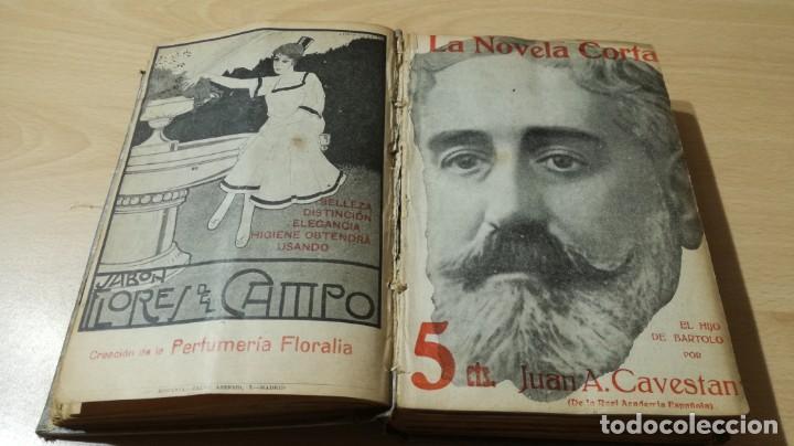 Libros antiguos: LA NOVELA CORTA PRIMER SEMESTRE ENERO JUNIO MCMXVI - 1916 - VER FOTOS TITULOS - Foto 16 - 186286253
