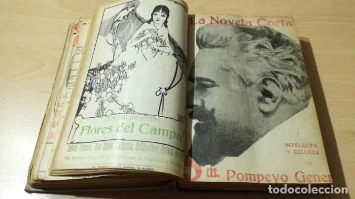 Libros antiguos: LA NOVELA CORTA PRIMER SEMESTRE ENERO JUNIO MCMXVI - 1916 - VER FOTOS TITULOS - Foto 22 - 186286253