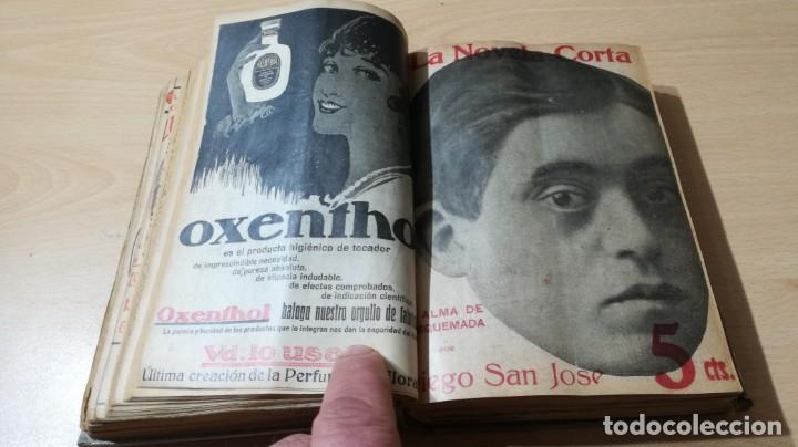 Libros antiguos: LA NOVELA CORTA PRIMER SEMESTRE ENERO JUNIO MCMXVI - 1916 - VER FOTOS TITULOS - Foto 24 - 186286253