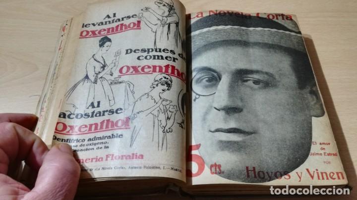 Libros antiguos: LA NOVELA CORTA PRIMER SEMESTRE ENERO JUNIO MCMXVI - 1916 - VER FOTOS TITULOS - Foto 26 - 186286253