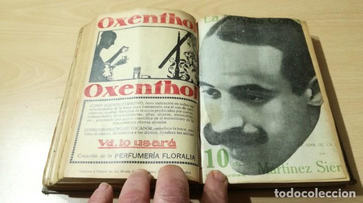 Libros antiguos: LA NOVELA CORTA PRIMER SEMESTRE ENERO JUNIO MCMXVI - 1916 - VER FOTOS TITULOS - Foto 30 - 186286253