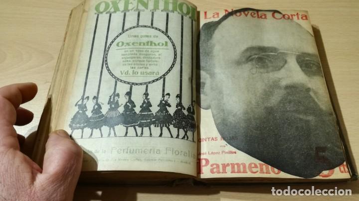 Libros antiguos: LA NOVELA CORTA PRIMER SEMESTRE ENERO JUNIO MCMXVI - 1916 - VER FOTOS TITULOS - Foto 32 - 186286253