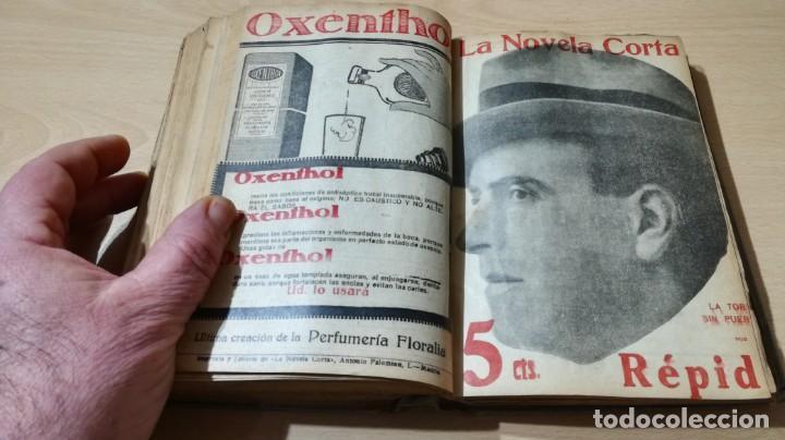 Libros antiguos: LA NOVELA CORTA PRIMER SEMESTRE ENERO JUNIO MCMXVI - 1916 - VER FOTOS TITULOS - Foto 34 - 186286253