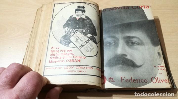 Libros antiguos: LA NOVELA CORTA PRIMER SEMESTRE ENERO JUNIO MCMXVI - 1916 - VER FOTOS TITULOS - Foto 36 - 186286253