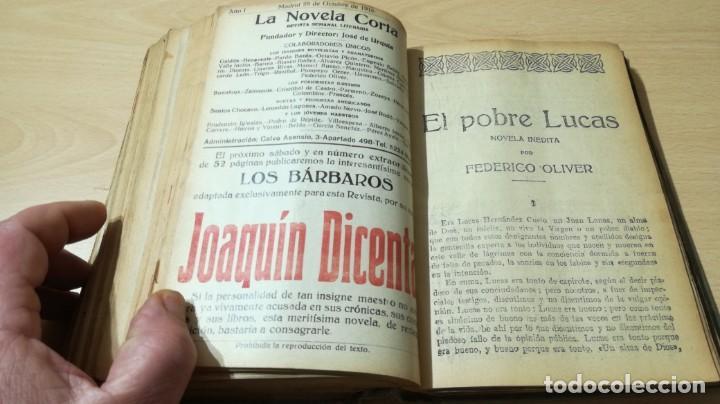 Libros antiguos: LA NOVELA CORTA PRIMER SEMESTRE ENERO JUNIO MCMXVI - 1916 - VER FOTOS TITULOS - Foto 37 - 186286253