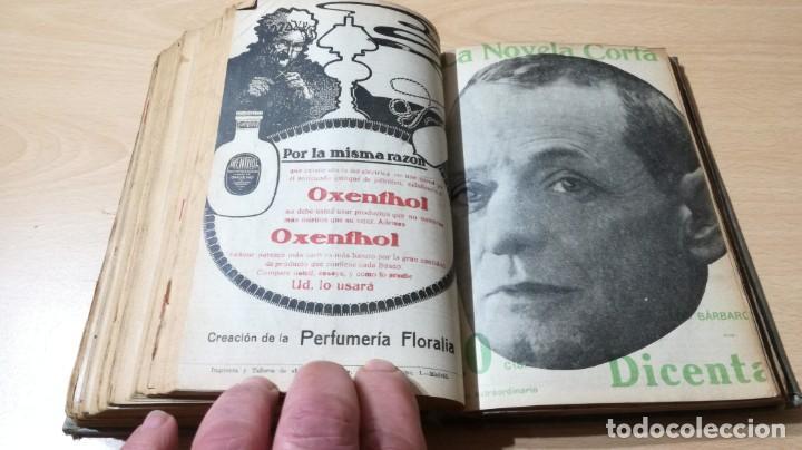 Libros antiguos: LA NOVELA CORTA PRIMER SEMESTRE ENERO JUNIO MCMXVI - 1916 - VER FOTOS TITULOS - Foto 38 - 186286253