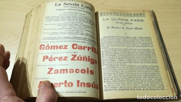 Libros antiguos: LA NOVELA CORTA PRIMER SEMESTRE ENERO JUNIO MCMXVI - 1916 - VER FOTOS TITULOS - Foto 43 - 186286253