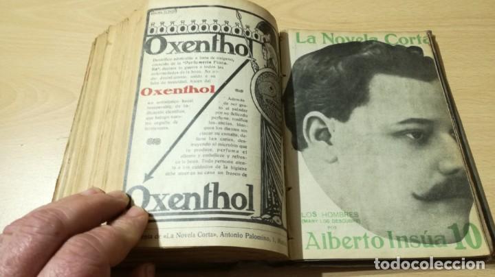 Libros antiguos: LA NOVELA CORTA PRIMER SEMESTRE ENERO JUNIO MCMXVI - 1916 - VER FOTOS TITULOS - Foto 46 - 186286253