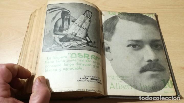 Libros antiguos: LA NOVELA CORTA PRIMER SEMESTRE ENERO JUNIO MCMXVI - 1916 - VER FOTOS TITULOS - Foto 48 - 186286253