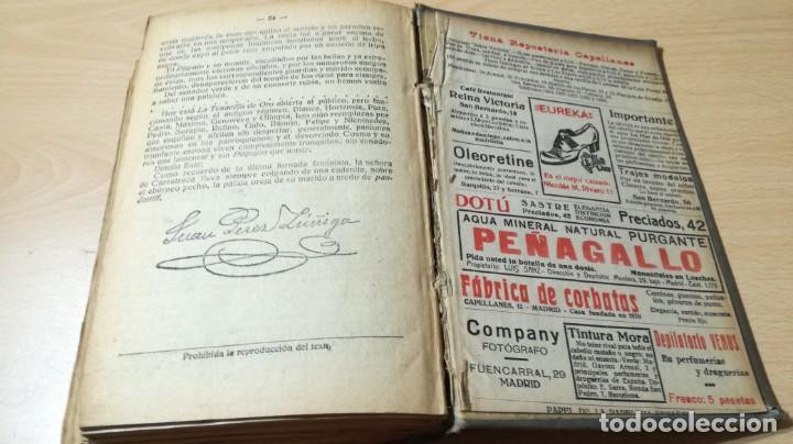 Libros antiguos: LA NOVELA CORTA PRIMER SEMESTRE ENERO JUNIO MCMXVI - 1916 - VER FOTOS TITULOS - Foto 50 - 186286253