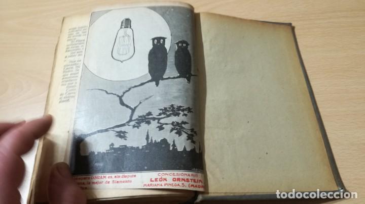 Libros antiguos: LA NOVELA CORTA PRIMER SEMESTRE ENERO JUNIO MCMXVI - 1916 - VER FOTOS TITULOS - Foto 51 - 186286253