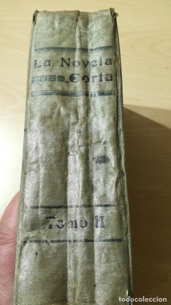 Libros antiguos: LA NOVELA CORTA PRIMER SEMESTRE ENERO JUNIO MCMXVI - 1916 - VER FOTOS TITULOS - Foto 52 - 186286253