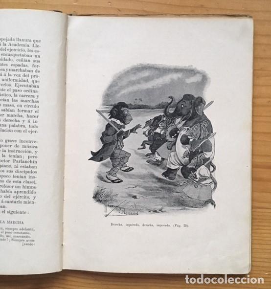 Libros antiguos: LIBRO ESCUELA DE ANIMALES original de S.H. HAMER año 1936 Ilustrado por HARRY B.NIELSON - Foto 3 - 186290517