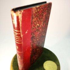 Libros antiguos: GUIDE PRACTIQUE DE KA FABRICATION DU PAPIER ET DU CARTON. A. PROUTEAUX. PARÍS. 1864.. Lote 186322557