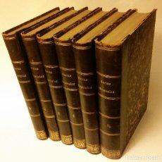 Libros antiguos: 1831 - CARNERERO - CARTAS ESPAÑOLAS, O SEA REVISTA HISTÓRICA, CIENTÍFICA, ARTÍSTICA - COMPLETA. Lote 186345373