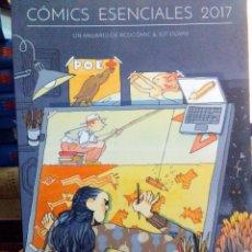 Libros antiguos: CÓMICS ESENCIALES 2017, UN ANURARIO DE ACDCÓMICS Y JOT DOWN.. Lote 186441653
