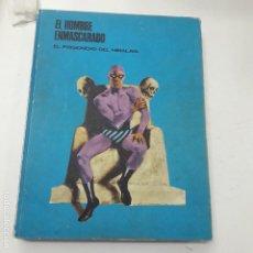 Libros antiguos: EL HOMBRE ENMASCARADO EL PRISIONERO DEL HIMALAYA. Lote 186903713