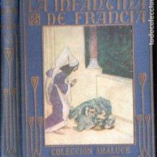 Libros antiguos: LA INFANTINA DE FRANCIA ARALUCE (S.F.) ILUSTRADO POR SEGRELLES. Lote 187093487