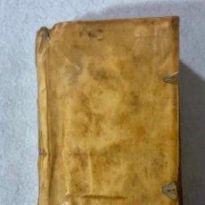 Libros antiguos: ÍNDICE GENERAL DEL DIARIO HISTÓRICO, POLÍTICO-CANÓNICO Y MORAL (1734) . Lote 187200696